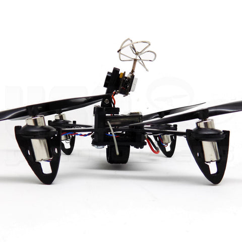 PitchPlus 115mm FPV Racing Drone Kit 8520 Motor Naze32 FLYSKY Receiver (No Camera)