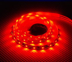 1M Turnigy Red LED Light Strip Flexible for Quadcopter/Plane 12V or 3S