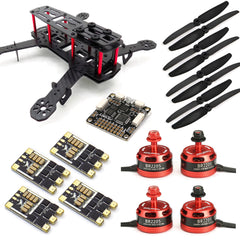 ZMR250 FPV Racing Drone Kit with F3 Flight Controller, 2205 Motors, 30A ESC 2-4S