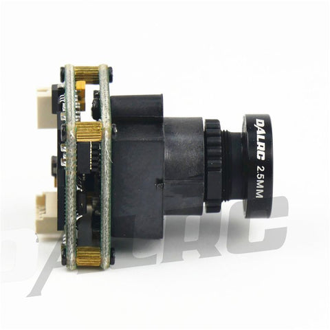 "700TVL FPV Camera 1/3"" Sony Effio-E CCD 3.6mm Lens (NTSC)"