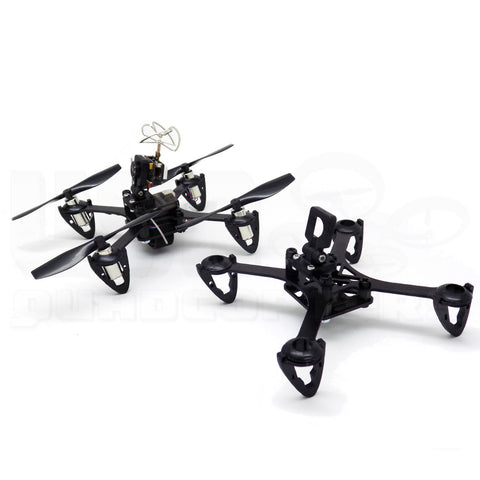 PitchPlus 115mm FPV Racing Drone Kit 8520 Motor Naze32 (No Camera/Receiver)