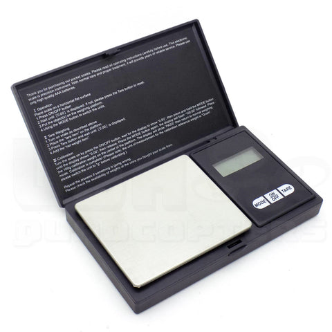 Digital Pocket Scale 500g/0.1g Accurate for Mixing, Medium Parts, Counting