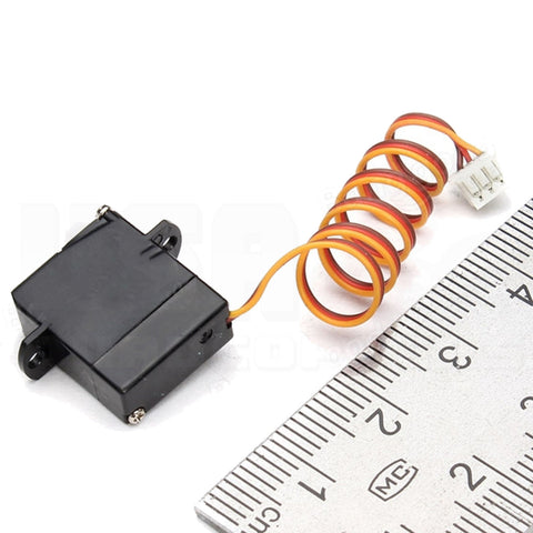 5320 Ultra-Micro Digital Servo 0.075kg / 0.05s / 1.7g Indoor Flyer Micro RC 1/32