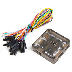 Illuminati32 10DOF Naze32 Flight Controller with Built-In OSD CleanFligh