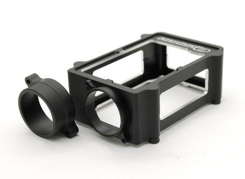 Mobius Action Camera Case CNC Aluminum Allow Protective Shell