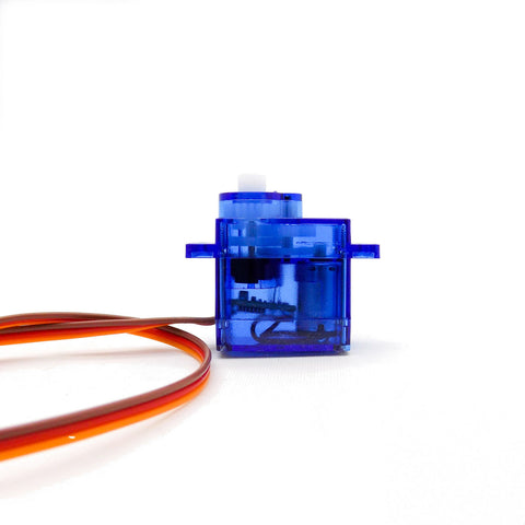 10pcs SG90 9G Servo 1.6KG/0.12S/9G 25cm with Accessory Pack