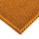 310x210x12mm Aramid Honeycomb Core Sheet Panel Ultra-Lightweight