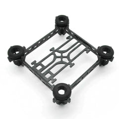 RCX QX80 Brushed Quadcopter  Frame Carbon FIber for 8520 Motor 55mm Prop