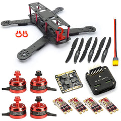 ZMR250 FPV Racing Drone Kit with F3 Flight Controller, 2205 Motors, 35A ESC