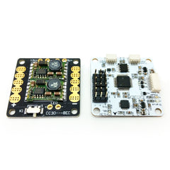 CC3D EVO Flight Controller with PDB Power Distribution Board Tower + Spacers