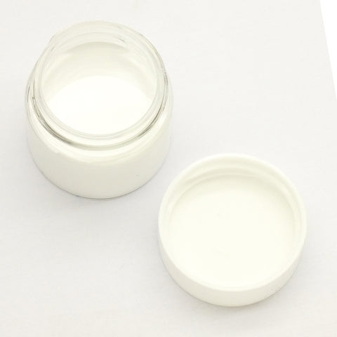 White Pigment Concentrate for Liquid Silicone 10g Sample (#FFFFFF)