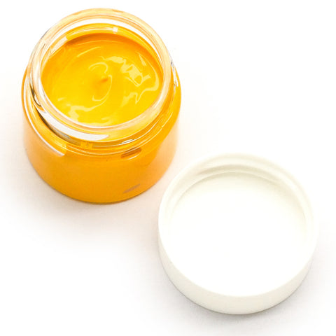 Yellow Pigment Concentrate for Liquid Silicone 1oz (#FFFF00)