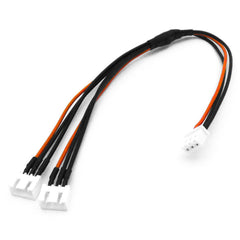JST-XH Parallel Charging Lead for 2s LiPo 250mm Balance Charger