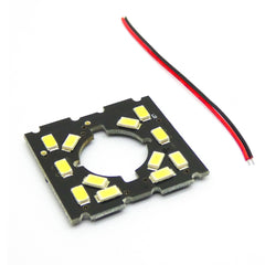 Diatone Quadcopter LED Camera Mount 12v 12 LED for ZMR250 Style Frames