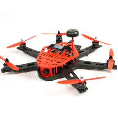 KingKong 300 Hexacopter FPV Drone Fully Assembled w/ FPV Components (Red) PNF