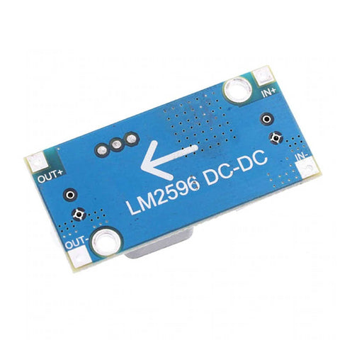 LM2596S DC-DC Voltage Step Down Module Converter 4-35V 3A