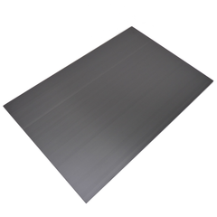 300x200x0.5mm Unidirectional Carbon Fiber Panel Sheet Gloss Finish
