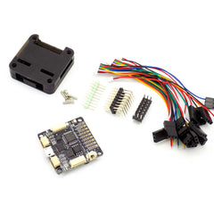 Naze32 F3 Flight Controller Advanced Deluxe 10DOF Betaflight Cleanflight Full Cable Set