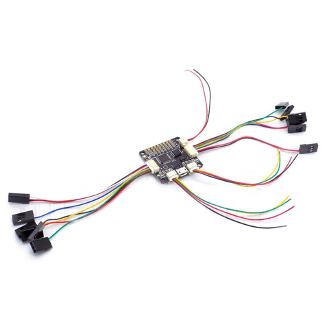 Naze32 F3 Flight Controller Acro 6DOF Betaflight Cleanflight Full Cable Set
