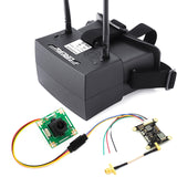 Racing Drone FPV Kit with URAV 5.8G Goggles 600mW Transmitter 700TVL Camera