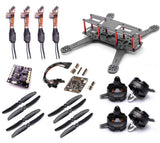 ZMR250 Racing Drone Kit with Naze32 Acro Flight Controller 2204 Motors EMax 12A