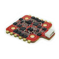 HGLRC D20A 20A Brushless ESC BLHeli_S 2-4S 4in1 20x20mm Mounting