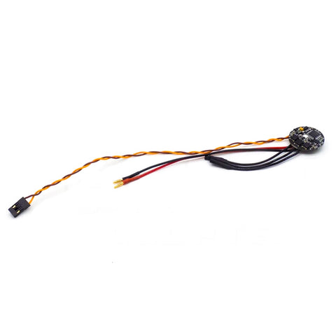 Spedix 12A 18A Brushless ESC 2-4S LiPo SimonK with Built-In Green LED
