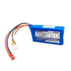 Turnigy 1000mAh 3S LiPo Battery Pack 11.1V 20C 30C JST Connector Plug