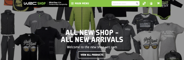 <p><em>THE WRC SHOP REOPENED WITH A NEW STYLE AND PRODUCTS ON 2 JANUARY 2018</em></p> <h2></h2>