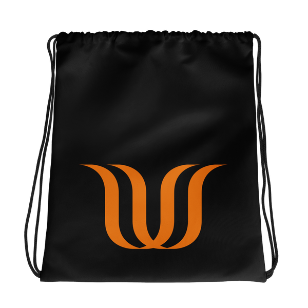 Woolman drawstring bag