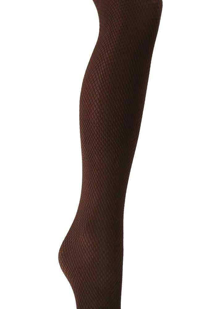 Fishnet Tights - Berry