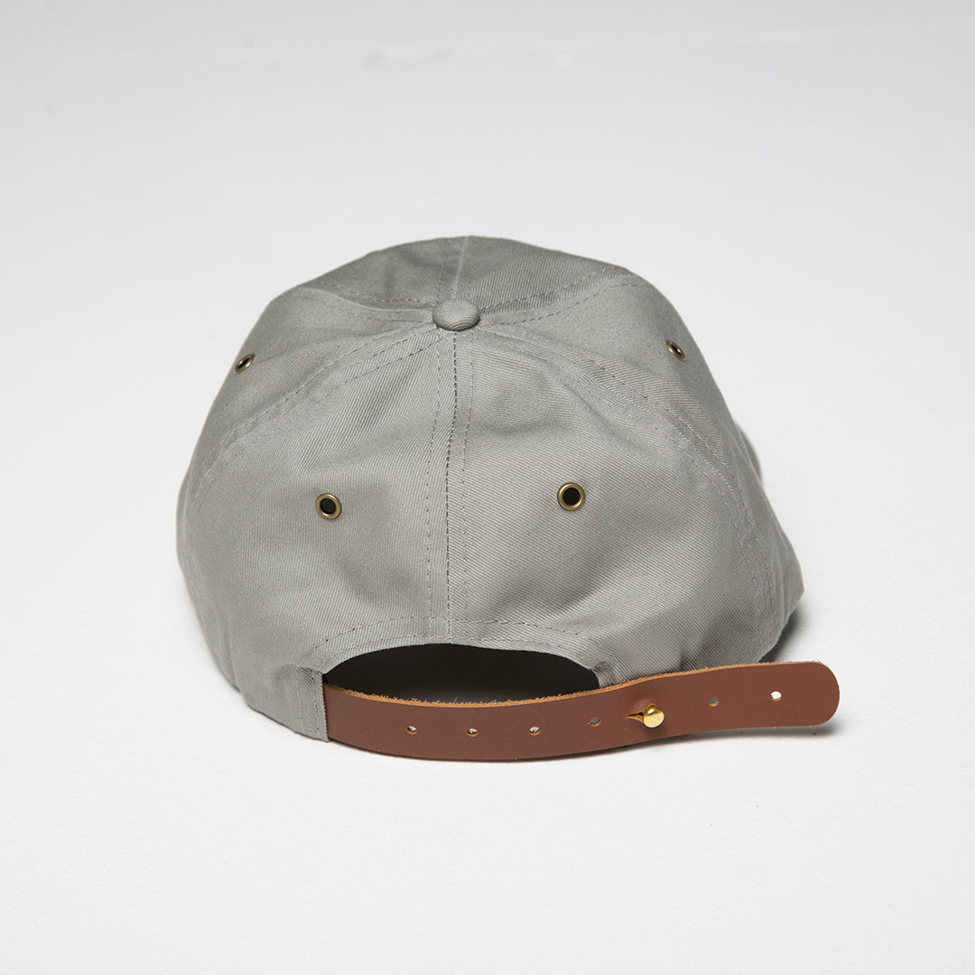 Timbo Cap - Northwestern - Grey