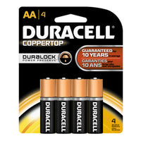 Duracell Clock Battery