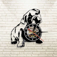 Bulldog Clock