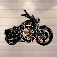 Muscle Bike Clock