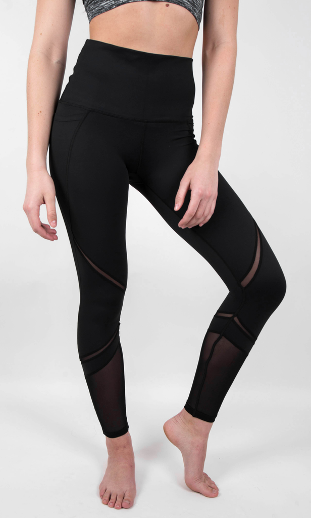 High-Waist Elephant Legging