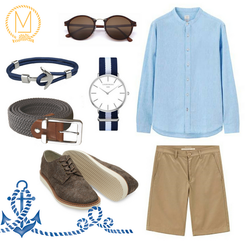 Casual Nautical Style