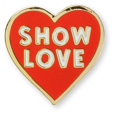 Enamel Pin - Show Love