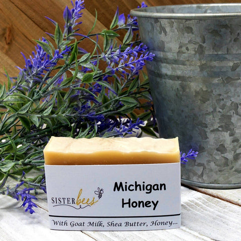 Sister Bees LLC - Michigan Honey Handmade Soap