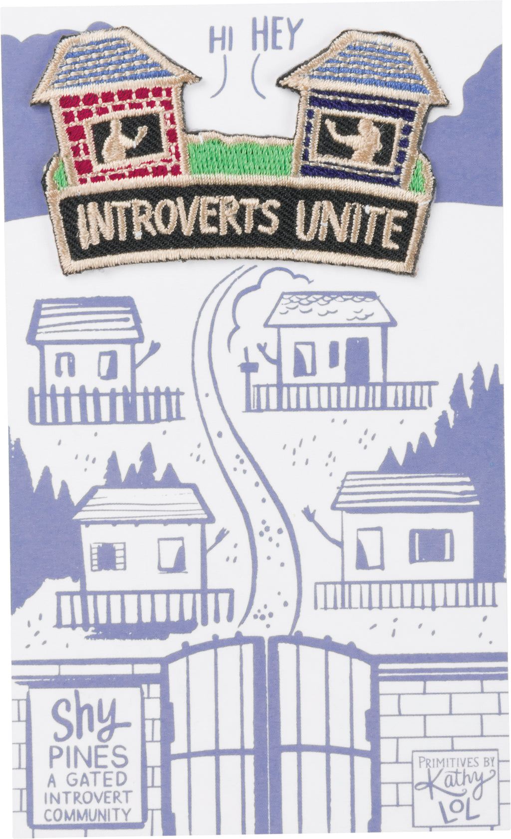 Patch - Introverts Unite
