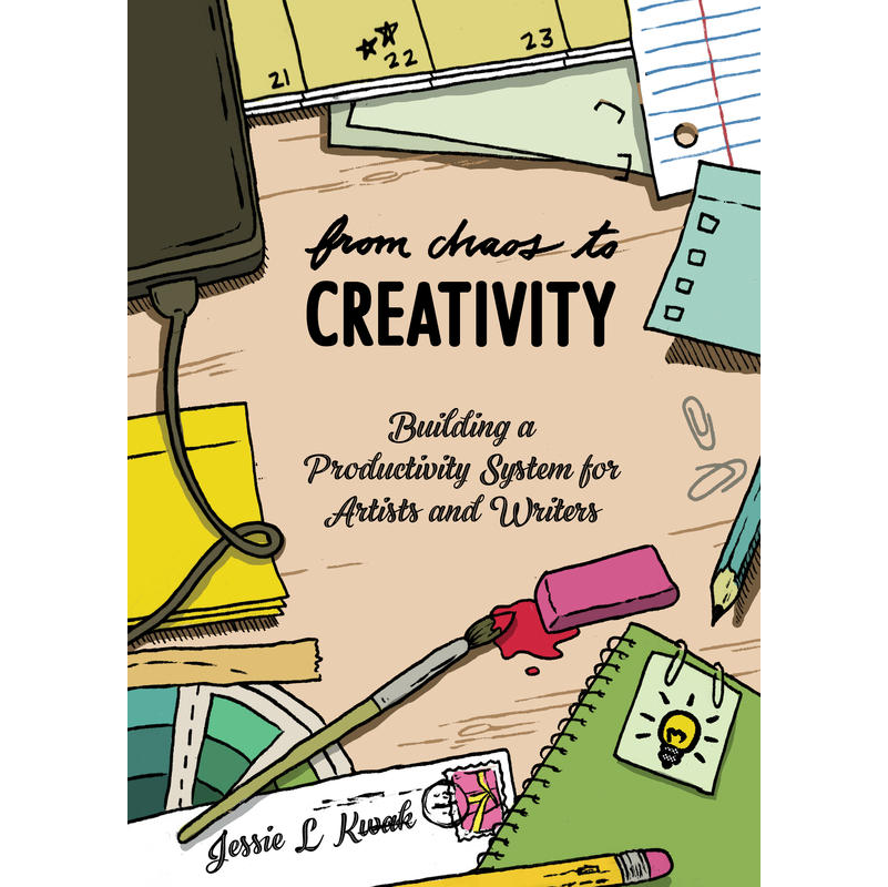 Microcosm Publishing - From Chaos to Creativity