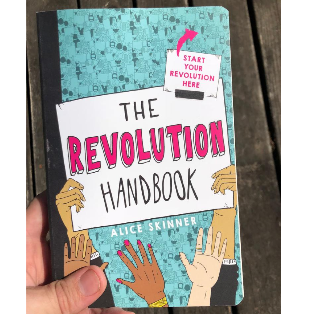 Microcosm Publishing - The Revolution Handbook