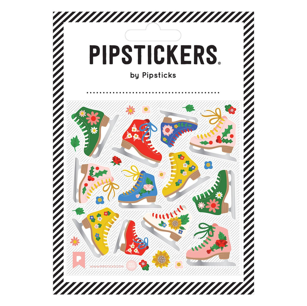 Pipsticks Stickers- Double Axel