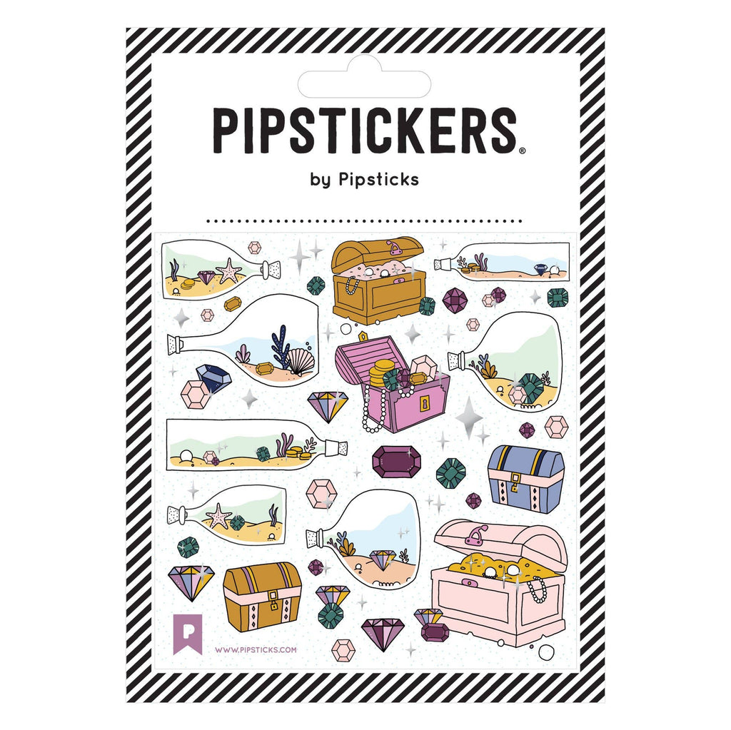 Pipsticks - Treasure Me Stickers