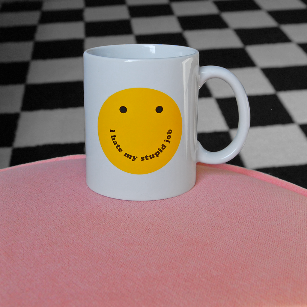 A Shop of Things - I Hate my Stupid Job mug