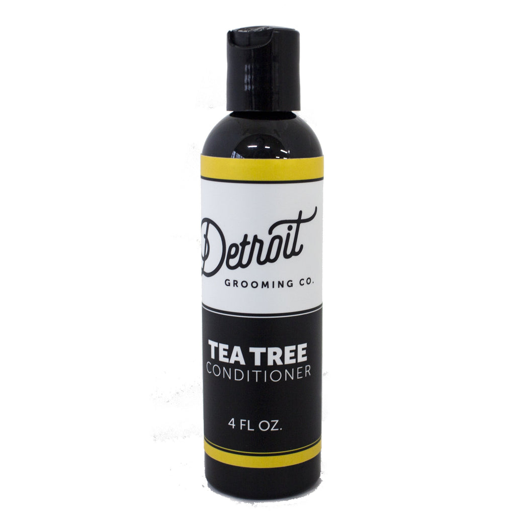 Detroit Grooming Co. - 4 oz Detroit Grooming Mens Conditioner