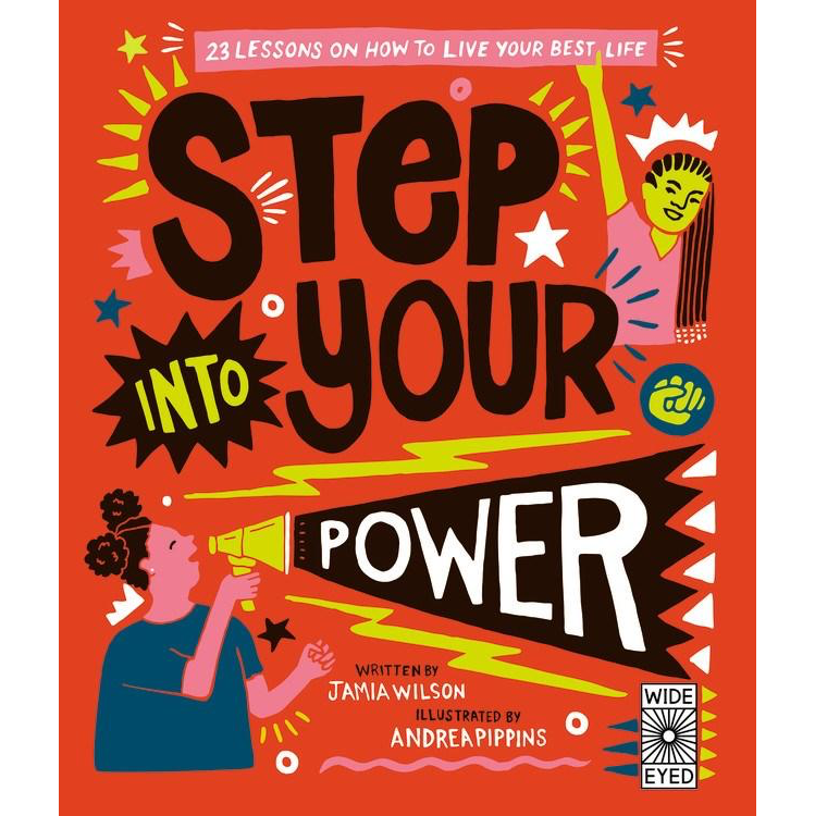 Microcosm Publishing - Step Into Your Power