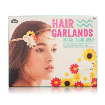 Make Your Own Hair Garlands Kit