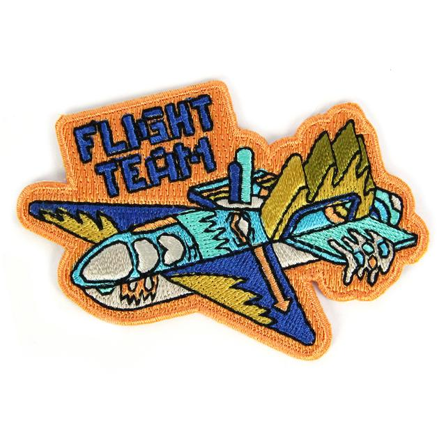Flight Team Patch