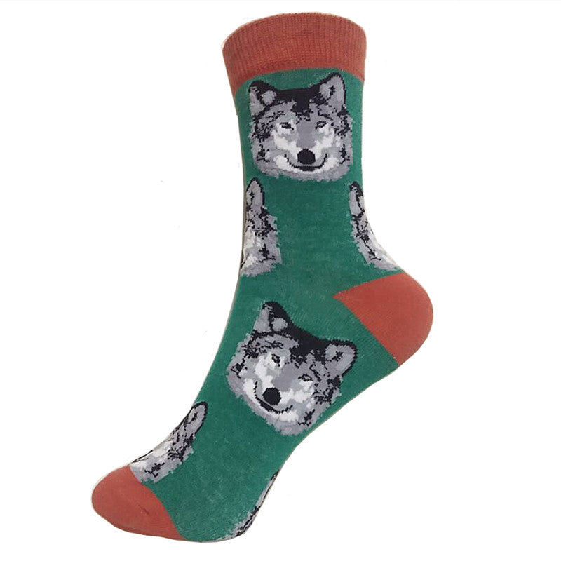 Husky Quirky Socks